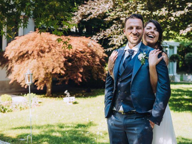 Il matrimonio di Giuseppe e Daniela a Magnago, Milano 33