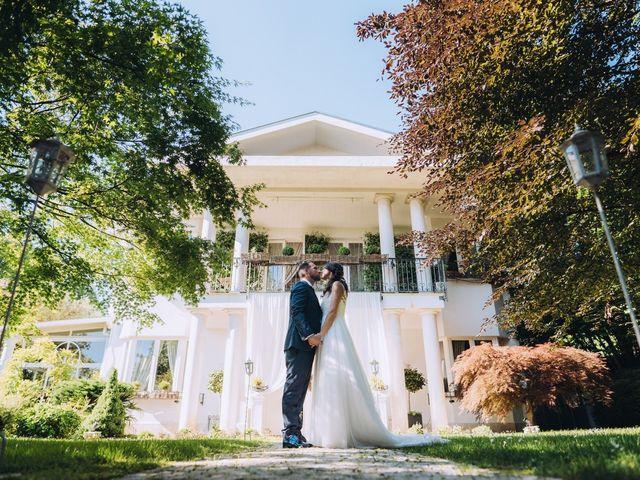 Il matrimonio di Giuseppe e Daniela a Magnago, Milano 34