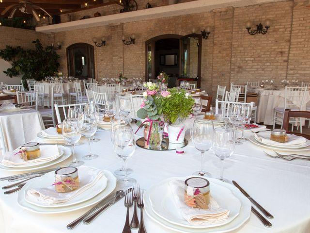 Il matrimonio di Michele e Letizia a Saludecio, Rimini 2