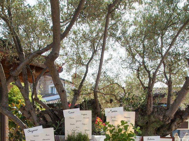 Il matrimonio di Michele e Letizia a Saludecio, Rimini 3