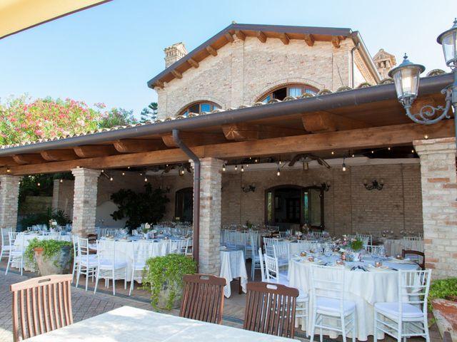 Il matrimonio di Michele e Letizia a Saludecio, Rimini 5