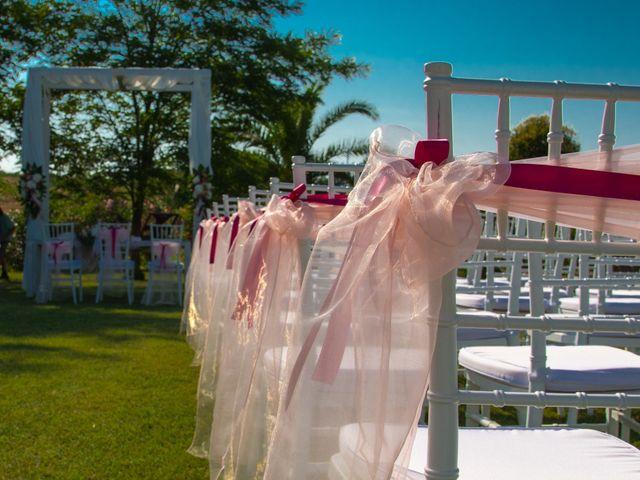 Il matrimonio di Michele e Letizia a Saludecio, Rimini 14