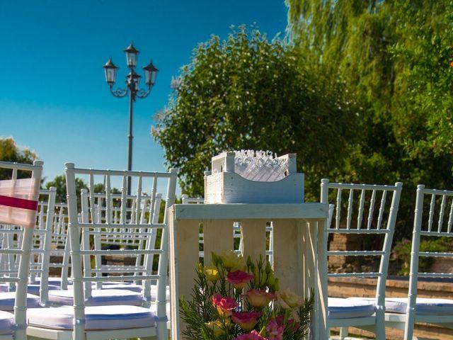 Il matrimonio di Michele e Letizia a Saludecio, Rimini 21