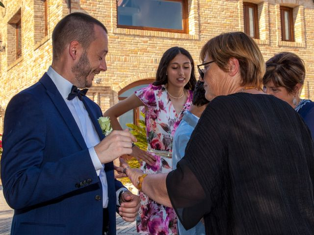 Il matrimonio di Michele e Letizia a Saludecio, Rimini 25
