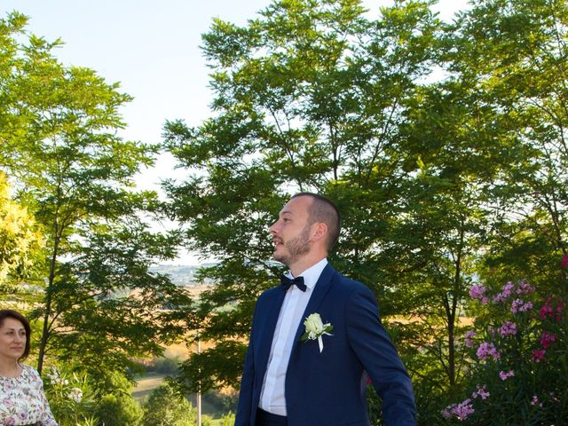 Il matrimonio di Michele e Letizia a Saludecio, Rimini 28