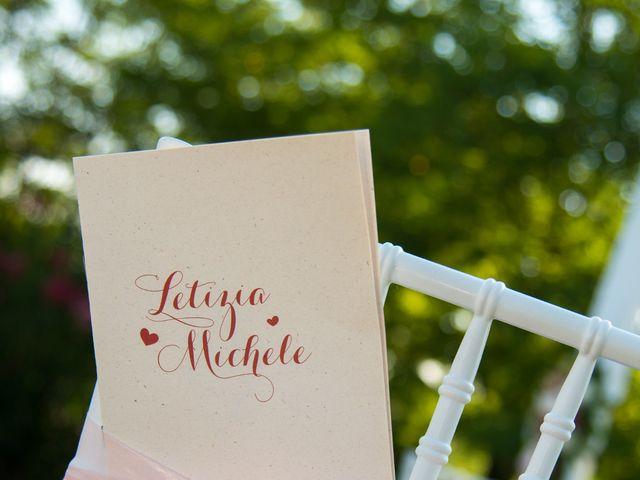 Il matrimonio di Michele e Letizia a Saludecio, Rimini 30
