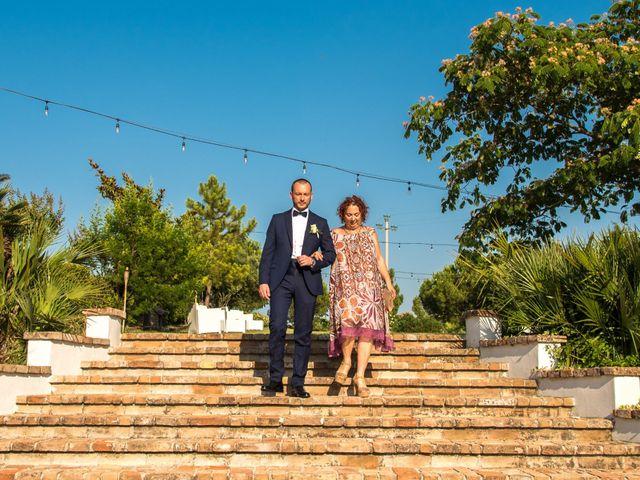 Il matrimonio di Michele e Letizia a Saludecio, Rimini 32