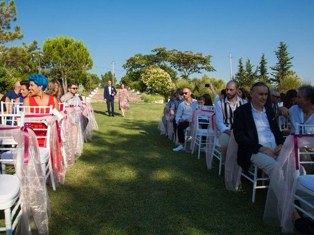 Il matrimonio di Michele e Letizia a Saludecio, Rimini 33