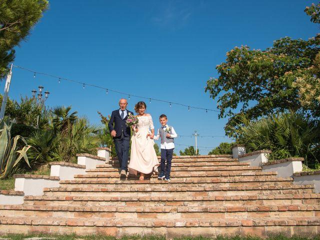 Il matrimonio di Michele e Letizia a Saludecio, Rimini 36