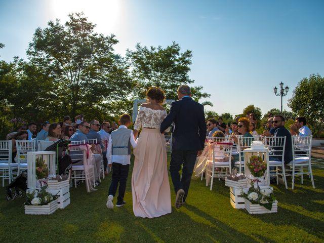 Il matrimonio di Michele e Letizia a Saludecio, Rimini 38