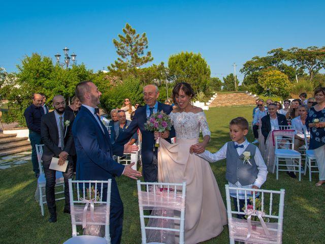 Il matrimonio di Michele e Letizia a Saludecio, Rimini 39