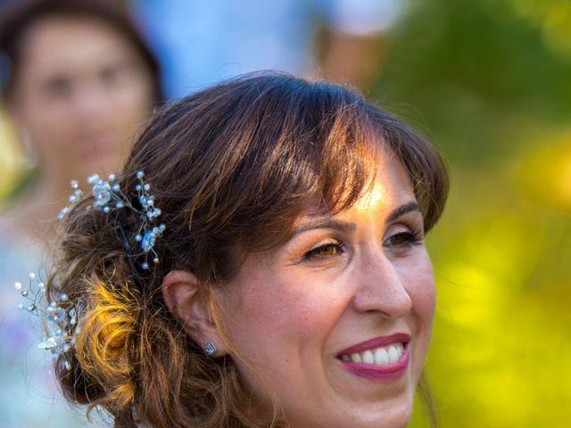 Il matrimonio di Michele e Letizia a Saludecio, Rimini 43