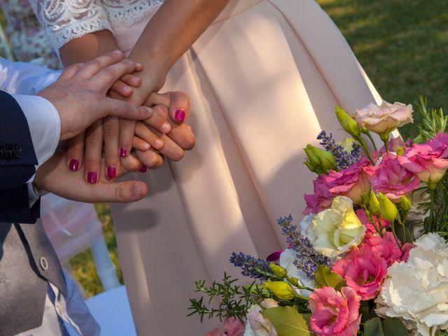 Il matrimonio di Michele e Letizia a Saludecio, Rimini 67
