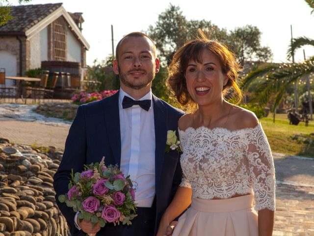 Il matrimonio di Michele e Letizia a Saludecio, Rimini 77