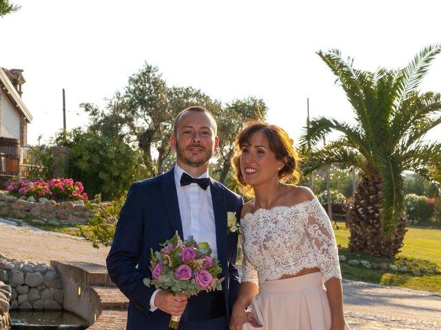 Il matrimonio di Michele e Letizia a Saludecio, Rimini 79
