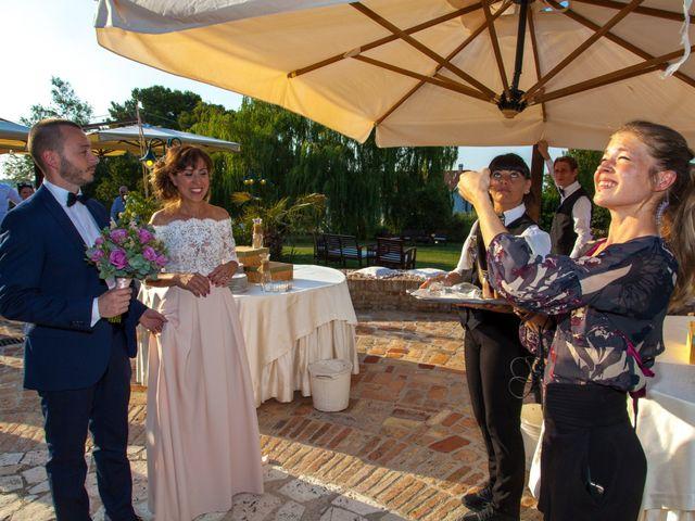 Il matrimonio di Michele e Letizia a Saludecio, Rimini 81
