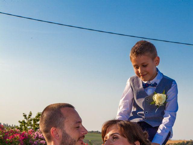 Il matrimonio di Michele e Letizia a Saludecio, Rimini 86