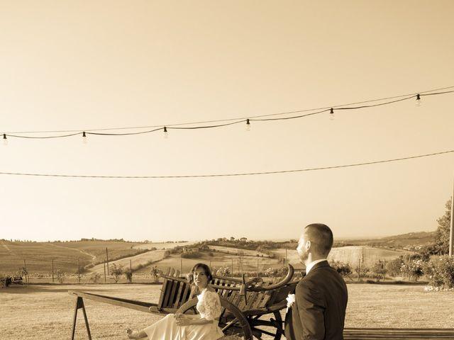 Il matrimonio di Michele e Letizia a Saludecio, Rimini 95
