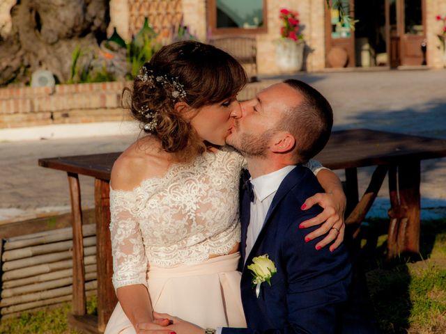 Il matrimonio di Michele e Letizia a Saludecio, Rimini 100