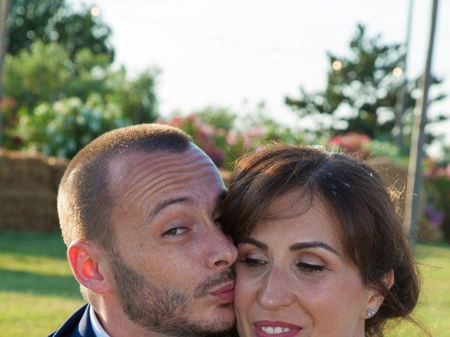 Il matrimonio di Michele e Letizia a Saludecio, Rimini 101