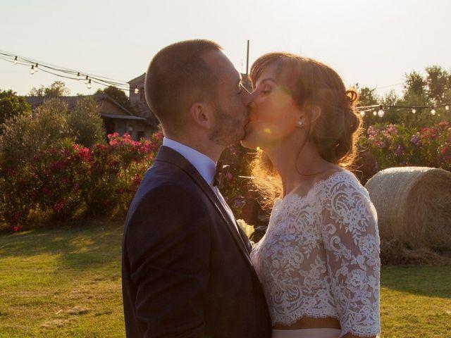 Il matrimonio di Michele e Letizia a Saludecio, Rimini 103