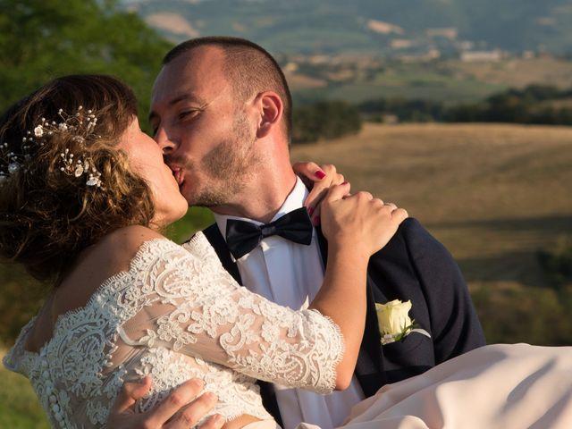 Il matrimonio di Michele e Letizia a Saludecio, Rimini 104