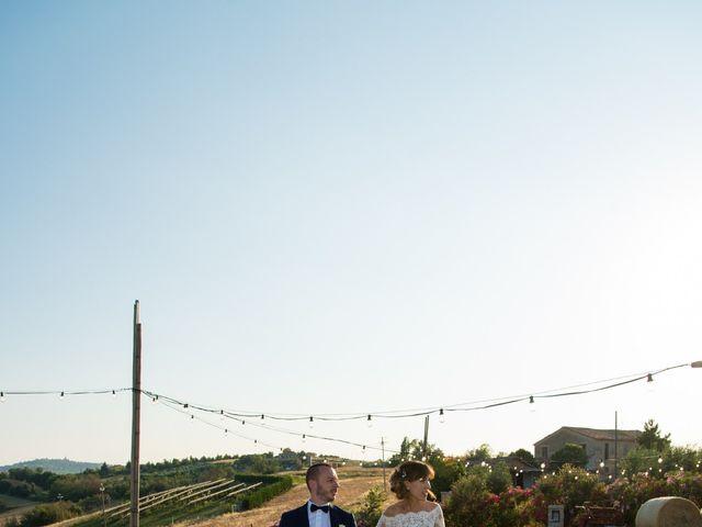 Il matrimonio di Michele e Letizia a Saludecio, Rimini 105