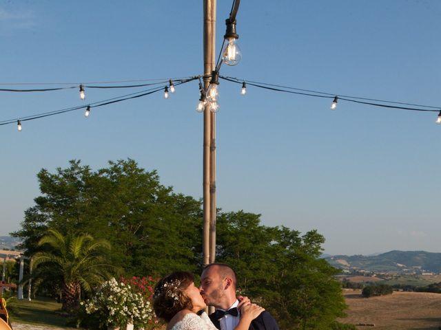 Il matrimonio di Michele e Letizia a Saludecio, Rimini 106