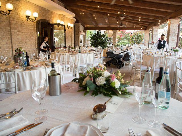 Il matrimonio di Michele e Letizia a Saludecio, Rimini 114