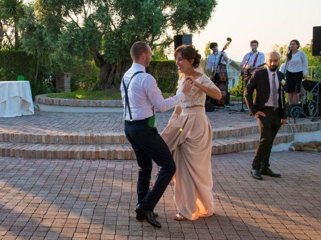 Il matrimonio di Michele e Letizia a Saludecio, Rimini 117