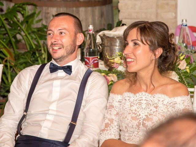 Il matrimonio di Michele e Letizia a Saludecio, Rimini 119