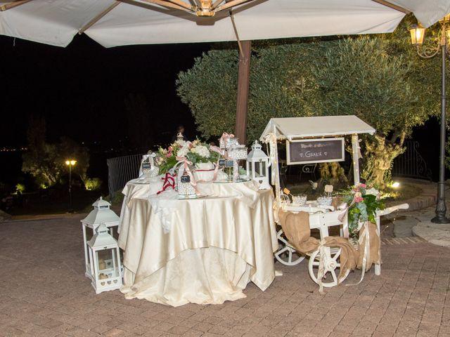 Il matrimonio di Michele e Letizia a Saludecio, Rimini 122