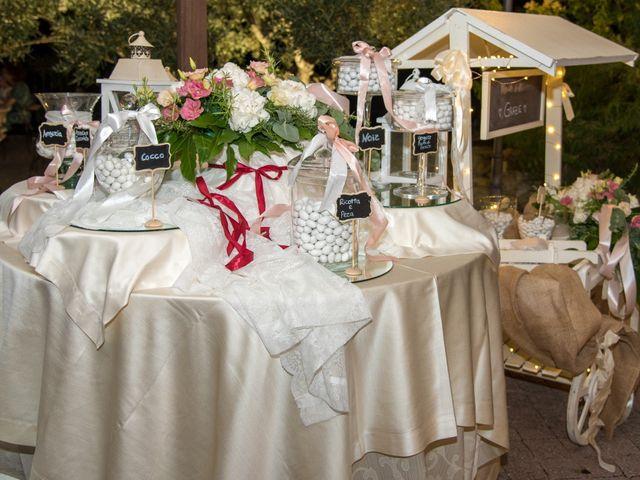 Il matrimonio di Michele e Letizia a Saludecio, Rimini 123