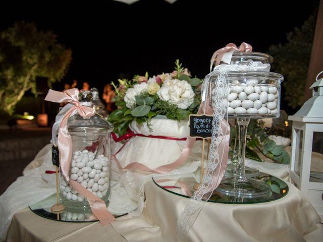 Il matrimonio di Michele e Letizia a Saludecio, Rimini 125