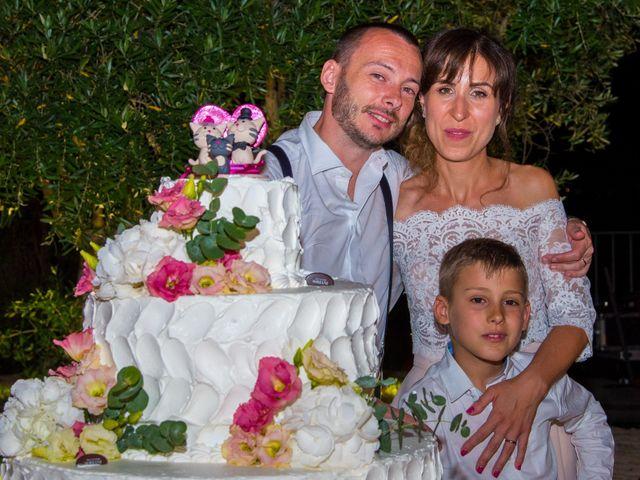 Il matrimonio di Michele e Letizia a Saludecio, Rimini 126