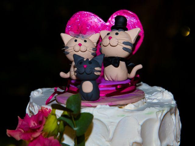 Il matrimonio di Michele e Letizia a Saludecio, Rimini 129