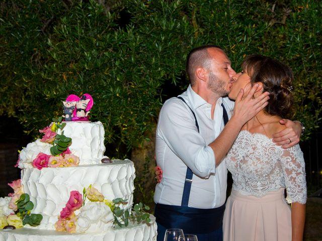 Il matrimonio di Michele e Letizia a Saludecio, Rimini 131