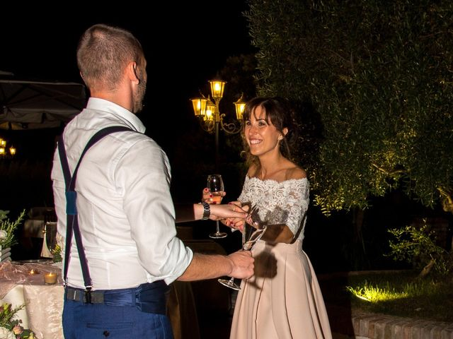 Il matrimonio di Michele e Letizia a Saludecio, Rimini 132