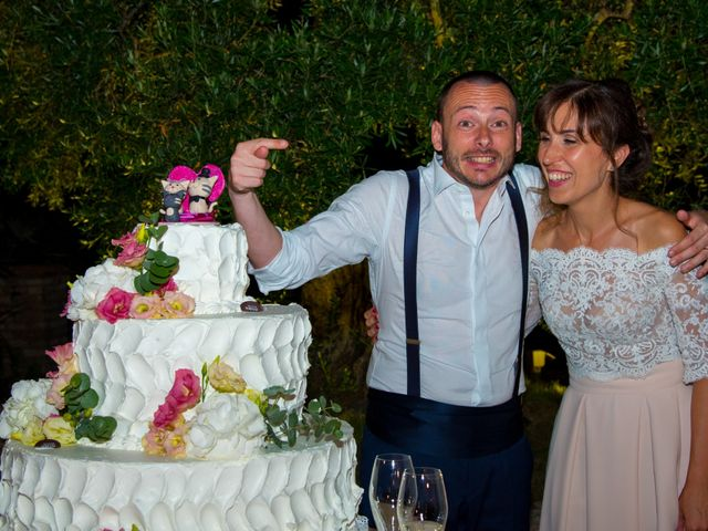 Il matrimonio di Michele e Letizia a Saludecio, Rimini 134