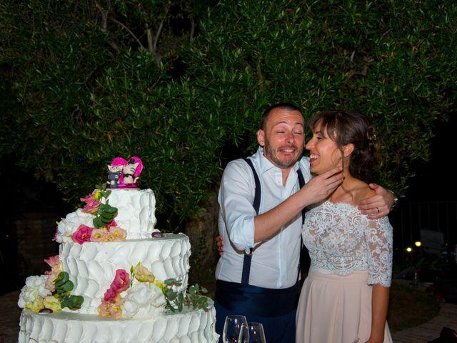 Il matrimonio di Michele e Letizia a Saludecio, Rimini 135