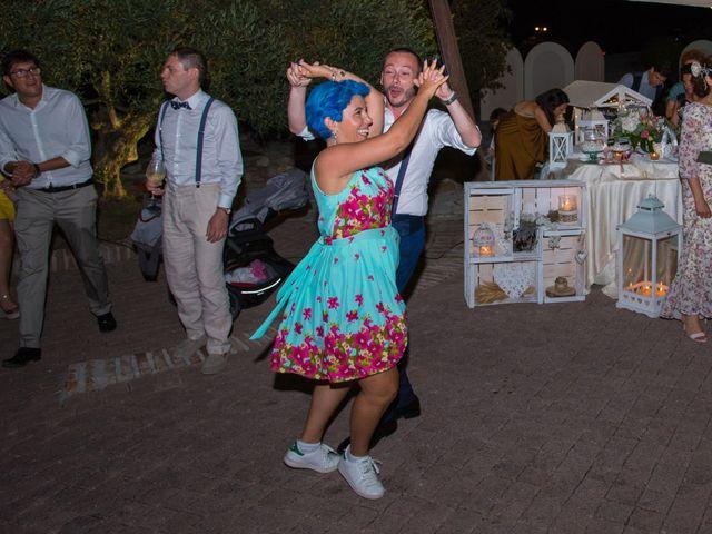 Il matrimonio di Michele e Letizia a Saludecio, Rimini 137