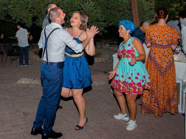 Il matrimonio di Michele e Letizia a Saludecio, Rimini 139