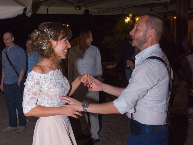 Il matrimonio di Michele e Letizia a Saludecio, Rimini 141