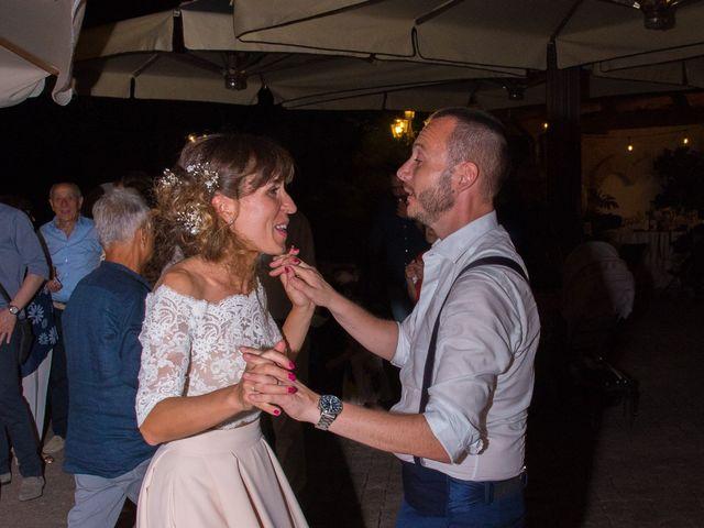 Il matrimonio di Michele e Letizia a Saludecio, Rimini 142