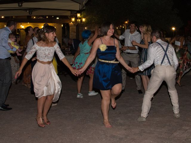 Il matrimonio di Michele e Letizia a Saludecio, Rimini 143