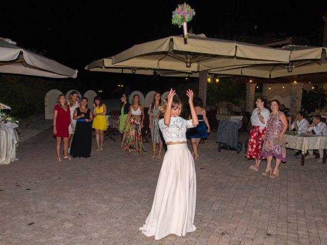 Il matrimonio di Michele e Letizia a Saludecio, Rimini 151