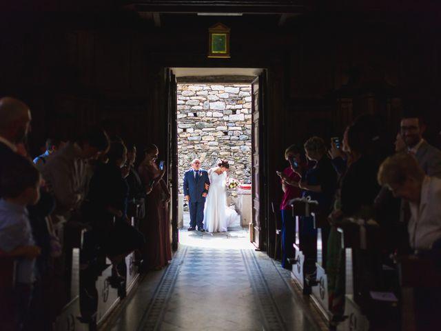 Il matrimonio di Cristian e Anna a Orta San Giulio, Novara 40