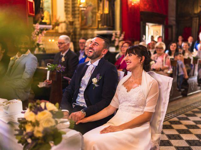 Il matrimonio di Cristian e Anna a Orta San Giulio, Novara 45