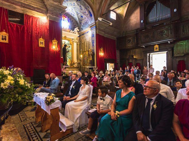 Il matrimonio di Cristian e Anna a Orta San Giulio, Novara 46