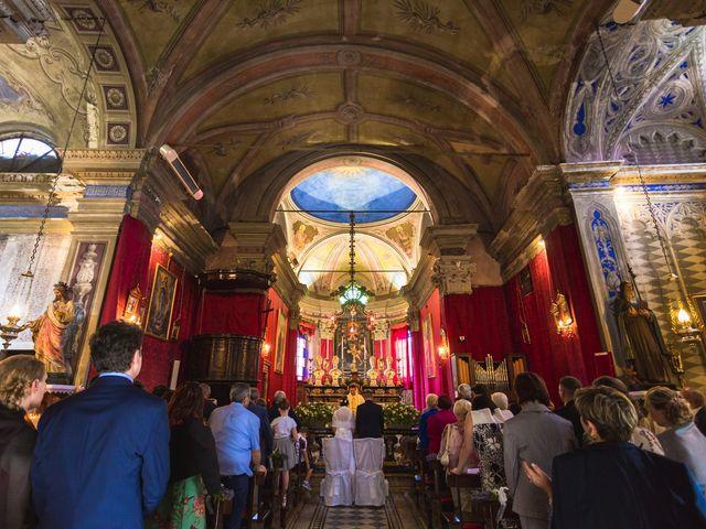 Il matrimonio di Cristian e Anna a Orta San Giulio, Novara 53